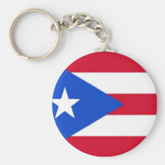 Puerto Rico Sleutelhanger