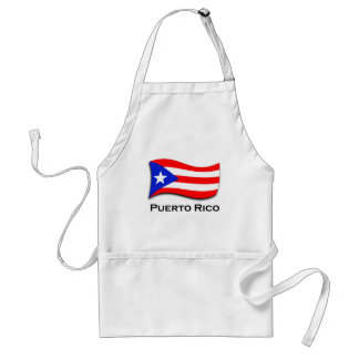 Puerto Rico Standaard Schort