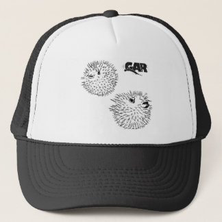Pufferfish Trucker Pet