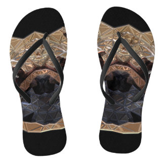 Pug_20170601_by_JAMColors Teenslippers