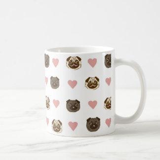 pug hartmok koffiemok