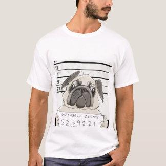 Pug Mok T Shirt
