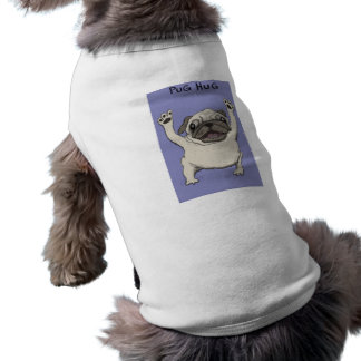 Pug Omhelzing Shirt