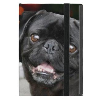 Pug van Kerstmis hond iPad Mini Hoesje