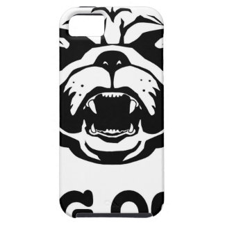 Pug weg tough iPhone 5 hoesje