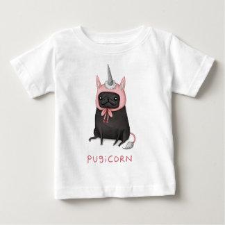 Pugicorn - Leuke Eenhoorn/Pug Baby T Shirts