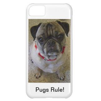Pugs Regel! iPhone 5C Hoesje
