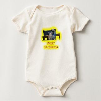 Pugsley de Directeur Baby Shirt