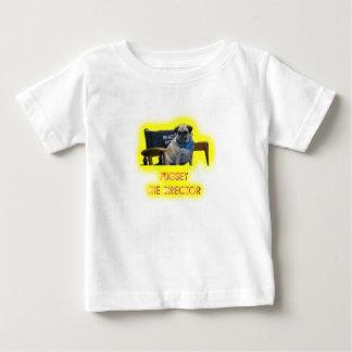 Pugsley de Directeur Baby T Shirts