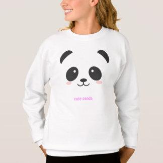 Pullover Meisje 6-8 jaar Panda