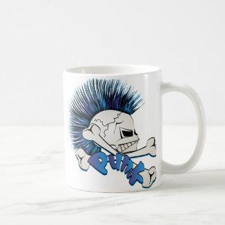 Punk Schedel Koffiemok