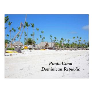 Punta Cana, Dominicaanse Republiek Briefkaart