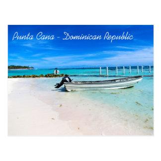 Punta Cana, DR. Briefkaart