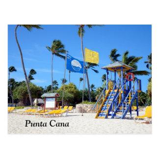 Punta Cana in de Dominicaanse Republiek Briefkaart