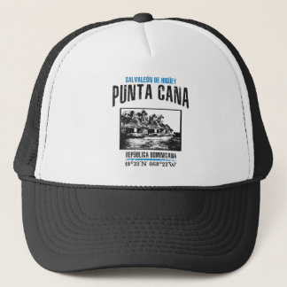 Punta Cana Trucker Pet