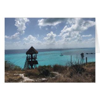 Punta Sur, Isla Mujeres, de Kaart van Mexico