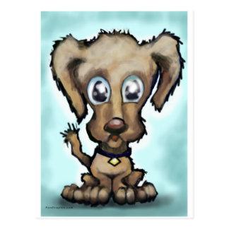 Puppy Briefkaart