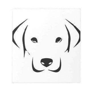 Puppy Labrador Notitieblok