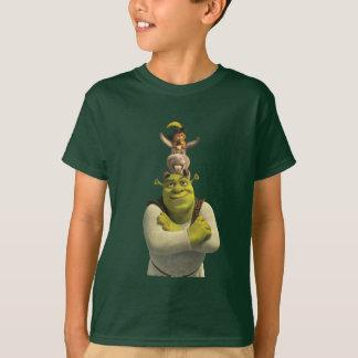 Puss in Laarzen, Ezel, en Shrek T Shirt