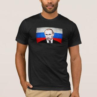 Putin met Vlag T Shirt