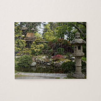 Puzzel van de Tuin van de Thee van San Francisco Legpuzzel