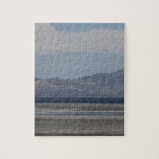 Puzzel van het Landschap van Utah de Zoute Puzzel