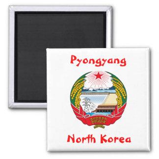 Pyongyang, Noord-Korea Magneet