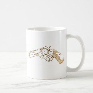 Python 357 van het veulen anderhalve liter koffiemok