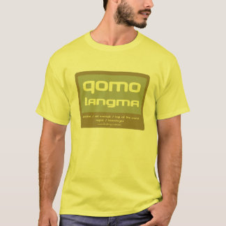 Qomolangma T Shirt