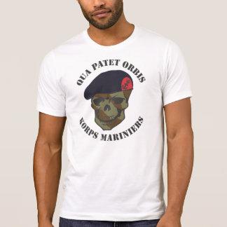 Qua Patet Orbis, Korps Mariniers T-shirts