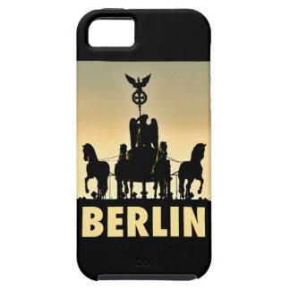Quadriga 002.11.2 van BERLIJN de Poort van Tough iPhone 5 Hoesje