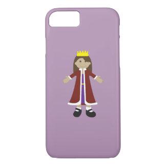 Quaint Koningin Rag Doll iPhone 7 Hoesje