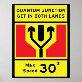 Quantum Verbinding Poster