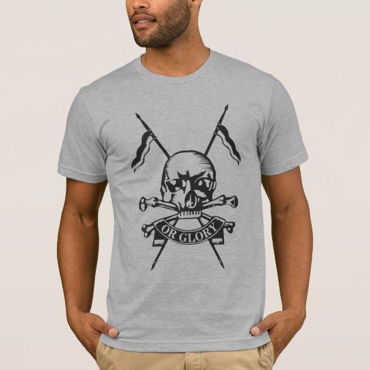 Queens Royal Lancers T Shirt