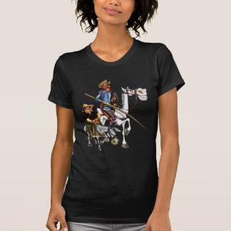 QUIJOTE, SANCHO, ROCINANTE… - Cervantes Camiseta T Shirt