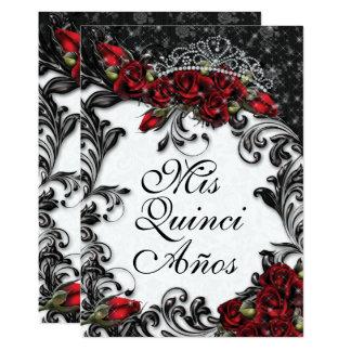 Quinceañera en de Zoete 16 Uitnodigingen van de