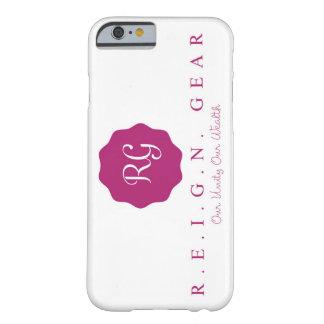 R.E.I.G.N. Zuiver Wit iPhone6/6s Hoesje van het