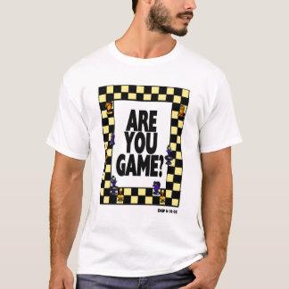 Raad 2 van het spel t shirt