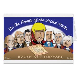 Raad van beheer kaart
