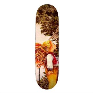 Raad van het Park van Billy Angel Kid Custom de Skate Deck