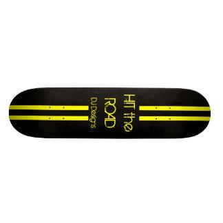 RAAK het Skateboard van de WEG