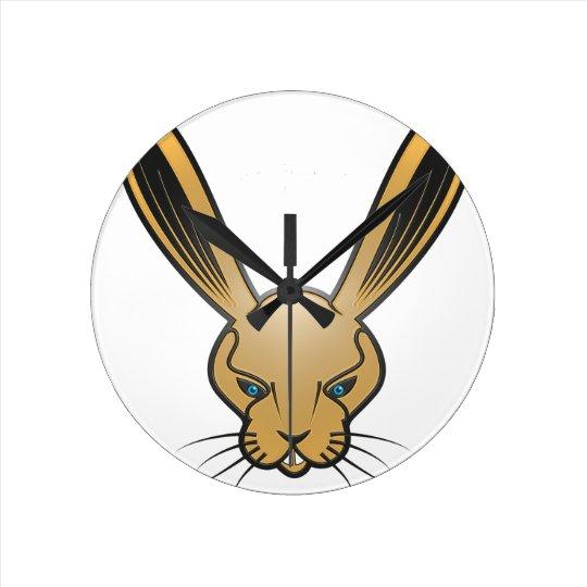 Rabbit Ronde Klok