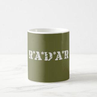 Radar Koffiemok