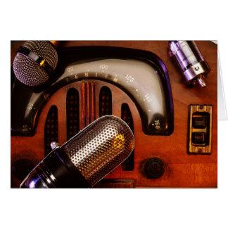 Radio Dagen Briefkaarten 0