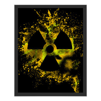 Radioactieve Apocalyps $17.95 Poster