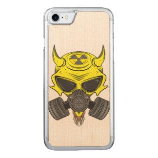 Radioactieve neerslag Hellion Carved iPhone 8/7 Hoesje