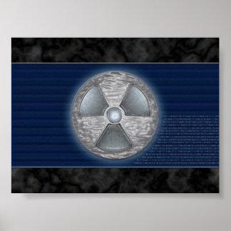 Radioactiviteit Poster