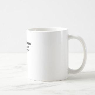 Radiologen die wij net door u hebben gezien koffiemok