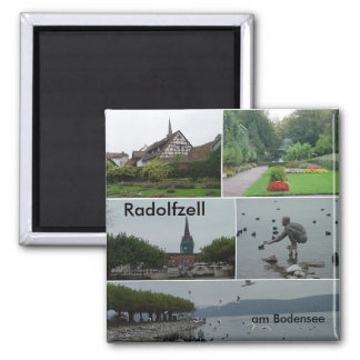 Radolfzell, Radolfzell, am Bodensee Magneet