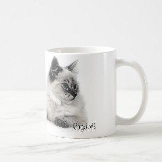 ragdoll schetsmok koffiemok